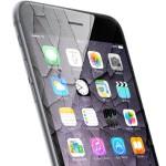 iPhone 6+の画面割れはApple Storeへ直行